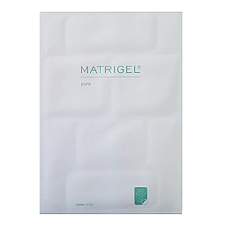 Matrigel Pure Face Set - Матригель лифтинг-маска для лица (5 белых пластин)